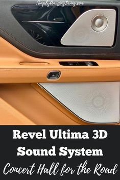 The Revel Ultima 3D sound system in Lincoln's all-new three-row SUV offers consumers a choice between three listening modes – stereo, audience, and on-stage.  But the best part about the system is that it takes the listening experience to a whole new dimension by adding an immersion control slider in the center stack and four sets of dual-height speakers in the Aviator's headliner. Read more about it! #Lincoln #RevelSpeakers #AGirlsGudetoCars #carsoundsystem #DriveYourBestLife #RevelxLincoln New Lincoln, Lincoln Aviator, Luxury Travel, Luxury Cars, Girl Guides, Concert Hall, Audio System, Car Audio, Listening To Music