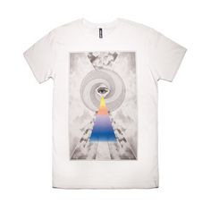 Ra Tee Ecru, $28, now featured on Fab.