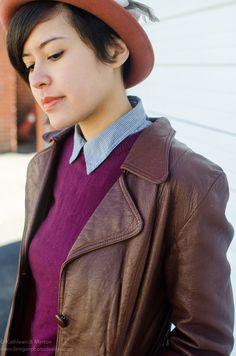Connie Qwear Style Profile