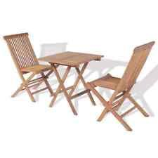 Pleasing Outdoor Bistro Furniture Set Folding Dining Wood Patio Ncnpc Chair Design For Home Ncnpcorg
