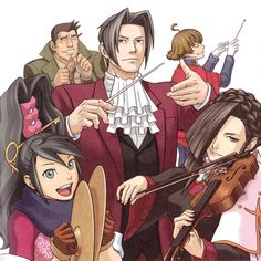 Ace Attorney Investigations Miles Edgeworth 2. Damn I want to play this game.