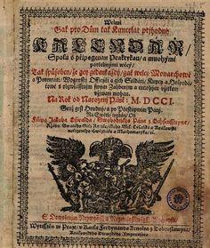 Welmi Gak pro Dům tak Kancelář přjhodný Kalendář, Spolu s připogenau ... - Philipp Jakob Oswald von Ochsenstein - 1701