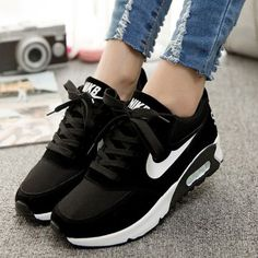 New-Womens-Smart-Casual-Fashion-Shoes-Breathable-Sneakers-Running-Shoes