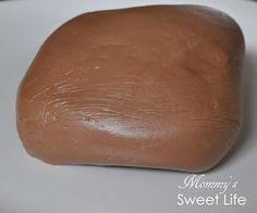 Mommy's Sweet Life: Chocolate Marshmallow Fondant