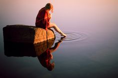 solitude by Elizabeth Gadd