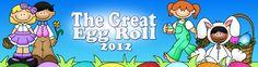 Ninth Year of Rolling Eggs to help encourage math skills!!!  Registration opens March 18