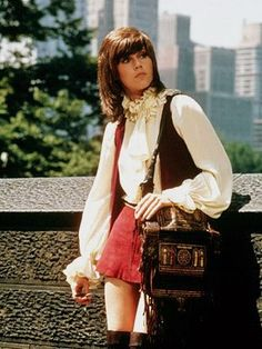 Jane Fonda as the coolest call-girl every put onscreen, in Klute (1971)