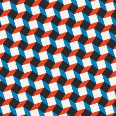 Programmierer und Designer hauchen geometrischen Figuren Leben ein: Ihre animierten Gif-Dateien zeigen sich bewegende Spiralen, Würfel oder Kreise als psychedelische Endlosschleifen.