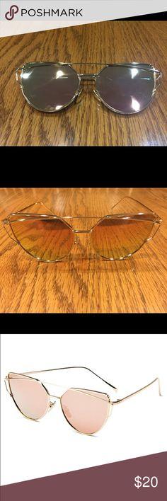 GlowGlam Sunglasses Dimension  Width: 145mm Height: 52mm 100% UVA 400 Protection GlowGlam Accessories Sunglasses