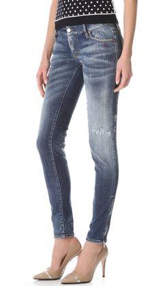 Dsquared² Super Slim Jeans