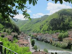 My Lovely Village of Bagni di Lucca - Italian Talks