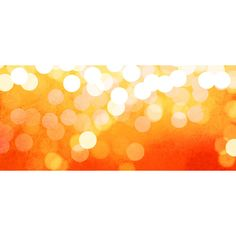 orange glitter lights ❤ liked on Polyvore featuring backgrounds, orange, photos, effects and textures