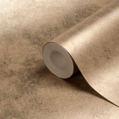 Muriva Foil Texture Gold Effect Wallpaper: Image 1
