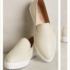 Quilted slip-on sneakers by Jslides 8b5e37bf641