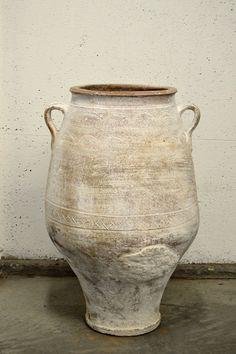 Greek Antique Pottery - Pithos