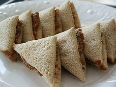 Little Corner of Mine: Sardine Sandwiches