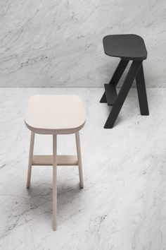 Thom Fougere - tripod stool  #madeinCanada  // .SG