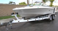 Boat trailers are essential if you want to get your boat down to the water, and so it is important to understand where the best places are that you can go to for boat trailer parts. Visit Boatmate Trailers to purchase the boat parts. Boat Trailer Parts, Boat Parts, Boating Tips, Electric Winch, Self Storage, Trailers For Sale, Land Rover Defender, South Florida, The Good Place