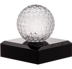 Our #Crystal #Golf #Trophy is Sure to Be A Hole in One! http://www.crownawards.com/StoreFront/GLSMGF.ALL.Crystal_Awards.Golf_Crystal.prod