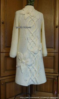 9 Tips for knitting – By Zazok Knit Cardigan Pattern, Crochet Jacket, Knit Jacket, Knit Crochet, Baby Knitting Patterns, Knitting Stitches, Knitting Designs, Knitted Coat, Crochet Clothes