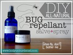 I've been soaking up every sweet second of summertime bliss... until I get a bug bite and immediately run indoors! Luckily now with this homemade DIY all-natural bug repellant I can keep the little buggers far far away.