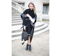 Sasha Pivovarova http://www.vogue.fr/defiles/street-looks/diaporama/fashion-week-paris-les-street-looks-automne-hiver-2014-2015-jour-6-fw2014/17805/image/978332#!sasha-pivovarova