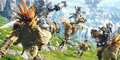 PlayStation 4 版「Final Fantasy XIV」已向所有玩家開放 Beta 測試(影片)