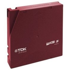 Tdk 61857 Lto Data Cartridges With Case (Ultrium 5; 1.5 Tb/3.0 Tb) (Computer Media / Usb Storage Media/Drives) by TDK. $38.99. TDK 61857 LTO DATA CARTRIDGES WITH CASE (ULTRIUM 5; 1.5 TB/3.0 TB). FUNCTIONS AS SEAMLESS EXTENSIONS OF ORGANIZATION'S DATA NETWORK, FORMULATIONS & ADVANCED MANUFACTURING TECHNOLOGIES ENSURE STABLE HEAD CONTACT FOR INCREASED DATA TRANSFER RATES,DATA TRANSFER RATES OF 280 MB/SEC (2:1 COMPRESSION), COMPATIBLE WITH LONG-TERM FILE SYSTEM (LTFS) & OT...