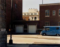 Stephen Shore. Pittsfield 1974 Massachusetts
