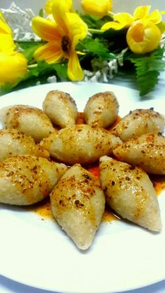 Boiled Stuffed Meatballs (Very Easy to Measure) – Yummy Recipes - My CMS Yummy Recipes, No Salt Recipes, Pasta Recipes, Recipies, Turkish Recipes, Ethnic Recipes, Good Food, Yummy Food, Finger Food Appetizers