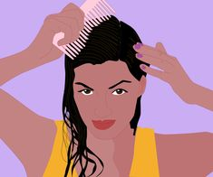20 Minutes to Your Best Hair Yet on domino.com