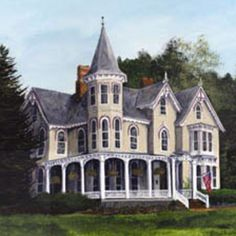 Joshua Wilton House - Harrisonburg, VA pinned by Heritage Museum