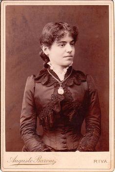 Italian Beauty, ca. 1880s