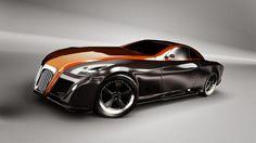 Custom Concept Maybach Exelero