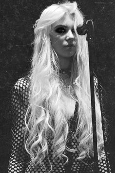 The Pretty Reckless - Taylor Momsen - Concert