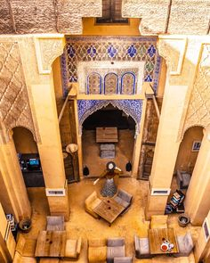 Another amazing Riad in Morocco Morocco, Tower, Restaurant, Building, Amazing, Travel, Rook, Viajes, Computer Case