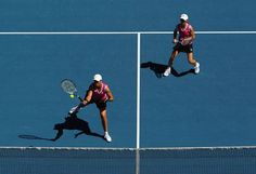 Liezel Huber (USA) & Cara Black (Zimbabwe) - 2010 Australian Open Women's Doubles Final