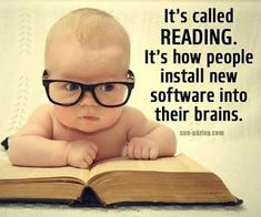 Its Called Reading - Its Called Reading quotes quote reading cute quotes read funny quotes quotes with images quotes for - I Love Books, Good Books, Books To Read, My Books, Just Kids, I Love Reading, Reading Books, Funny Reading Quotes, Reading People