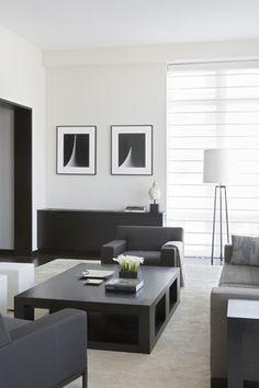 Unique Custom Made Modern Radiator Covers Modern Interior, Interior Architecture, Modern Radiator Cover, Beautiful Interiors, White Interiors, Modern Contemporary Living Room, Black And White Interior, Room To Grow, Interior Design Studio