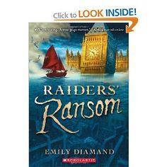 Raiders' Ransom: Amazon.ca: Emily Diamand: Books