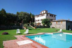 Location Toscane, Maison VILLA DEL CONTE  près de Montepulciano. Province de Sienne. 16 personnes. http://www.destination-italie.net/appartement-location-italie-1364.html