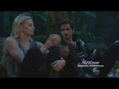 """▶ Once Upon A Time 3x03 """"Quite A Common Fairy"""" Hook & Emma Share Coconut Juice (HD) - YouTube"""