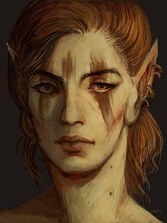 TES art,The Elder Scrolls,фэндомы,Skyrim,denythem