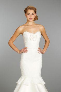 Bridal Gowns, Wedding Dresses by Alvina Valenta - Style AV9353