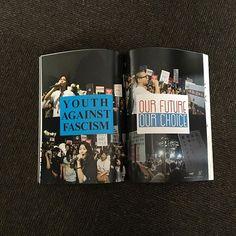 『アイデア』374号,「ストリートの思想とデザイン 路上を拡張する,ポリティカル・デザインの行方」http://www.idea-mag.com/idea_magazine/374/  #SEALDs#vote#govote#election#political#democracy#culture#street#fashion#youth#student#Tokyo#demo#design#投票#選挙#政治#声#日常#将来#学生#カルチャー#ストリート#ファッション#日本#デモ#デザイン#21世紀#