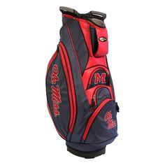 451311fac2 Ole Miss Rebels Victory Cart Golf Bag