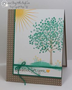 Amy Koenders, Independent Stampin' Up! Demonstrator in Alpharetta, Georgia (Atlanta)...Let's make some cards!