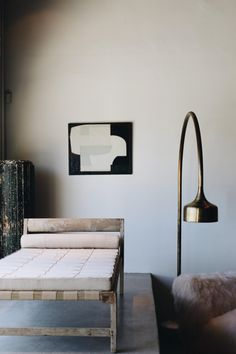 // INSPIRATION // wood touches in a city home