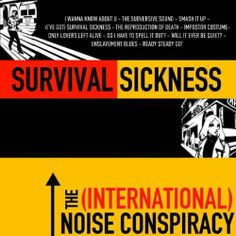 """The (International) Noise Conspiracy, """"Survival Sickness"""" (2000)"""