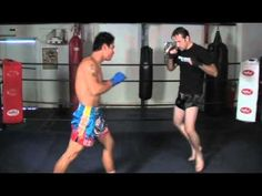 ▶Muay Thai Defence and Clinch part 1